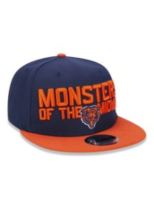 Boné 950 New Era NFL Chicago Bears New Era Marinho