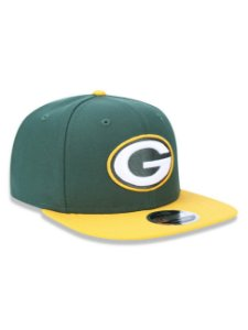Boné 950 New Era NFL Green Bay Packers Verde
