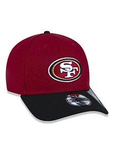 Boné 940 New Era NFL San Francisco 49Ers Vermelho