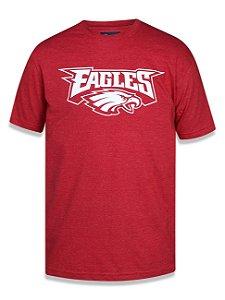 Camiseta NFL Philadelphia Eagles Vermelho