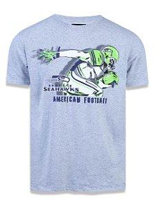 Camiseta NFL Seattle Seahawks Mescla