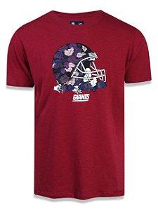 Camiseta NFL New York Giants Vermelho