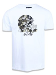 Camiseta NFL New Orleans Saints Branco