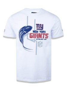 Camiseta NFL New York Giants Branco