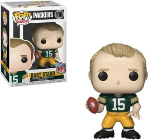 Funko POP! NFL - Bart Starr #116 - Green Bay Packers