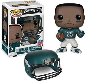Funko POP! NFL - LeSean McCoy #28 - Philadelphia Eagles