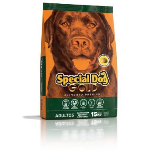 SPECIAL DOG GOLD  ADULTO 15 Kg
