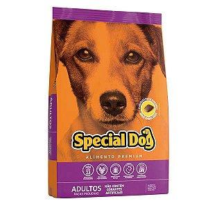 SPECIAL DOG RAÇAS PEQUENAS ADULTO 10 Kg