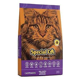 SPECIAL CAT CASTRADO 20 Kg