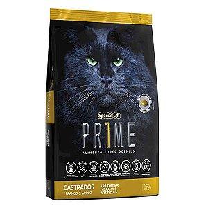 SPECIAL CAT PRIME CASTRADO FRANGO 3 Kg
