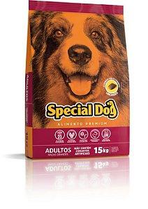 SPECIAL DOG ADULTO RAÇAS GRANDES 15 Kg