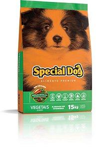 SPECIAL DOG JUNIOR VEGETAIS 15 Kg