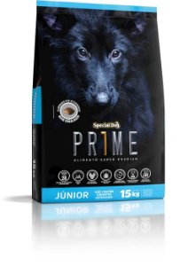 SPECIAL DOG PRIME JUNIOR 15 Kg