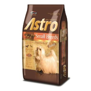 ASTRO SMALL  BREED  15 K