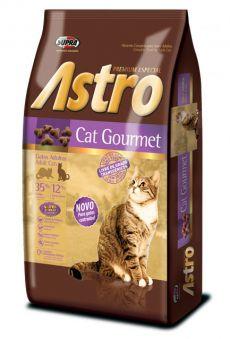 ASTRO GAT GOURMET 7 Kg