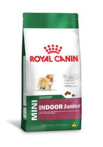 MINI INDOOR JUNIOR ROYAL CANIN 7.5 Kg