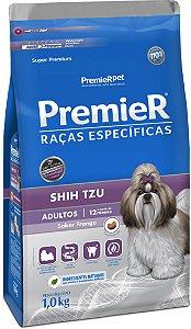 PREMIER RAÇAS ESPECÍFICAS SHIH TZU CÃES ADULTOS 1 Kg