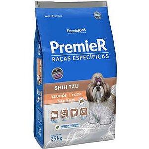 Ração Premier Pet Raças Específicas Salmão Shih Tzu Adulto 7,5 Kg