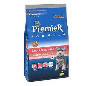 Ração Premier Pet Cães Filhotes Raças Pequenas 1 Kg