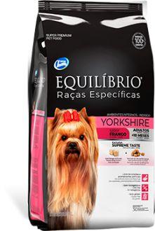 Equilibrio Yorskhire Terrier Adulto Raças Específicas 2 kg