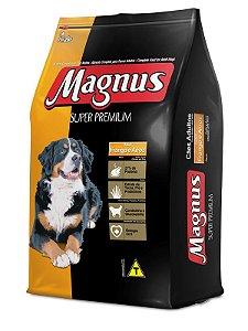 Magnus Super Premium Cães Adultos Sabor Frango e Arroz 15 KG