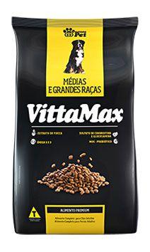 VITTAMAX MÉDIAS E GRANDES RAÇAS 15 kg