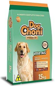 DogChoni Premium Adultos Vegetais 15 kg