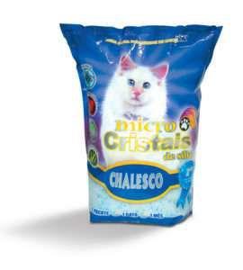 AREIA MICRO CRISTAIS DE SILICA CHALESCO 1,8 KG