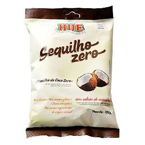 Sequilho de Coco Zero Hué (Sem Adição de Açúcares) Vegano Sem Glúten Sem Lactose 120g