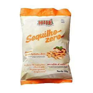 Sequilho Mix de Castanhas Zero Hué (Sem Adição de Açúcares) Vegano Sem Glúten Sem Lactose 120g