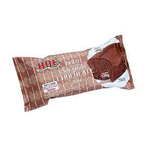 Bolo de Chocolate Zero Hué (Sem Adição de Açúcares) Sem Glúten Sem Lactose 120g