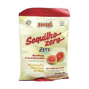 Sequilho de Creme de Goiaba Zero Hué (Sem Adição de Açúcares) Vegano Sem Glúten Sem Lactose 120g
