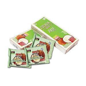 Cocada Zero Hué (Sem Adição de Açúcares) Vegano Sem Glúten Sem Lactose- Blister 75G (Com 3 Unidades de 25g)