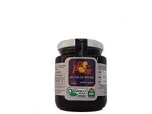 Geleia de Amora Orgânica 240g com Açúcar Sem Glúten Sem Lactose Do Pé ao Pote