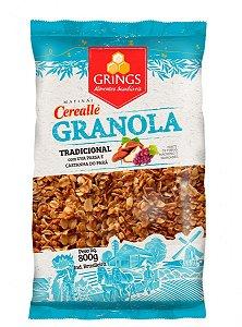 Cerealle Granola Tradicional 800g Grings Alimentos