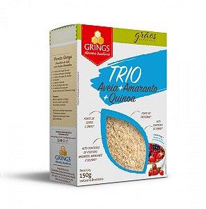 Trio Aveia + Amaranto + Quinoa 150g Grings Alimentos