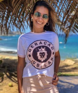 Camiseta Geração Jubilar Escudo