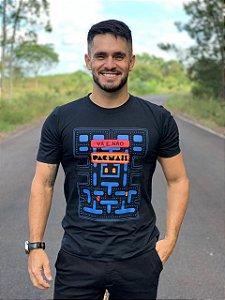 Camiseta Vá e Não Pac Mais