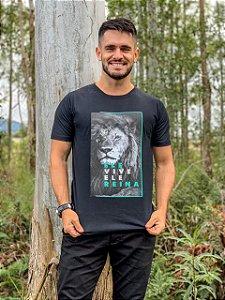 Camiseta Ele Vive Ele Reina
