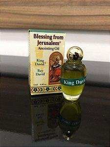 Óleo Rei Davi