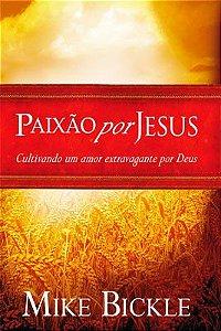LIVRO PAIXÃO POR JESUS