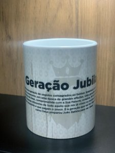 Xícara Geração Jubilar