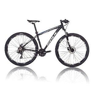 Bicicleta Aro 29 Soul Cycles Black Rain Shimano Tourney 21v