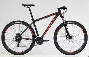 Bicicleta Aro 29 Soul Cycles SL 70 Shimano Tourney 24v