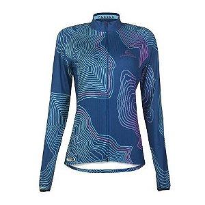 Camisa Manga Longa Fleece Mauro Ribeiro