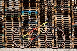 Bicicleta Soul Volcano Carbon 12V Sram SX (CUSTOM)