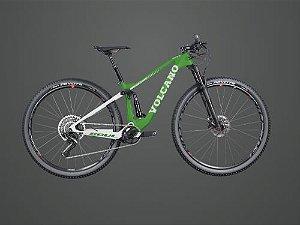 Bicicleta Soul Volcano Carbon 12V Sram X01 (CUSTOM)
