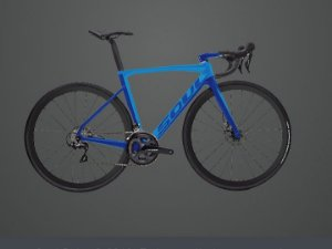 Bicicleta Soul 3R5 Disc Aero Carbon 22V Shimano 105 Black (CUSTOM)