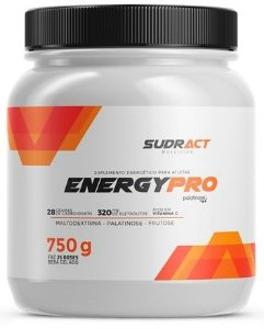 Suplemento energético ENERGYPRO SUDRACT palatinose