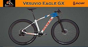 Bicicleta Soul Vesuvio Carbon GX (Custom)